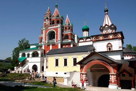Savvino-Storozhevsky Monastery Source: Nikolay Korolev