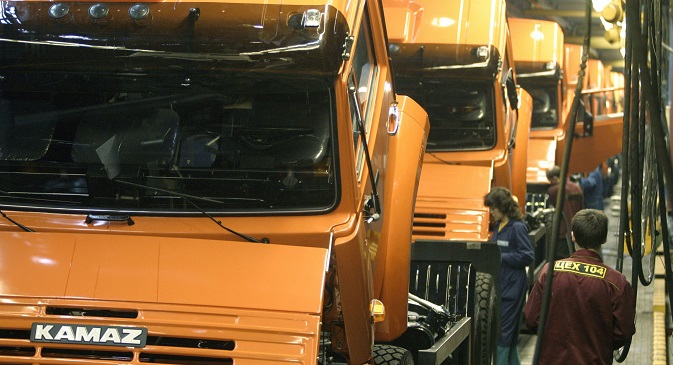 Камиони.