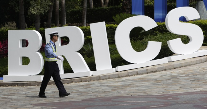 BRICS states can work together effectively to implement projects on an entirely different scale and look for answers to the global challenges of the 21st century. Source: Reuters