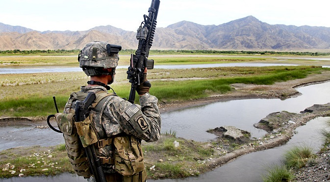 The NATO and the United States forces paved the ground for peace and stability in Afghanistan. Source: flickr.com
