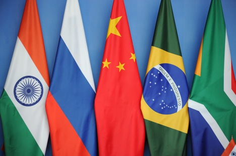 Cooperation in public health will be high on the agenda at BRICS summit in Brazil. Source: Kommersant