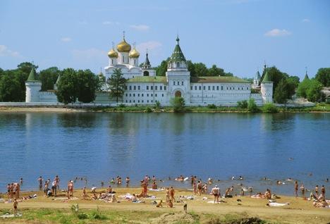 Kostroma, Ipatievsky Monastery. Source: RIA Novosti