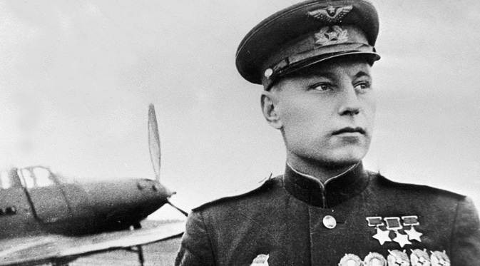 For Pokryshkin, the struggle for air superiority over the Luftwaffe was almost an obsession. Source: RIA Novosti
