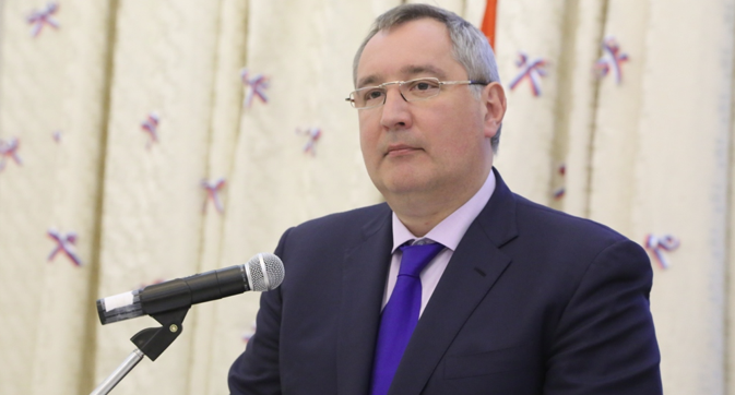 "Dmitry Rogozin: ""I love India, I respect the Indian people and the culture of this country."" Source: Alessandro Belli"