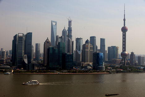 Will Shanghai beat out Delhi to host the BRICS Bank? Source: Getty Images / Fotobank