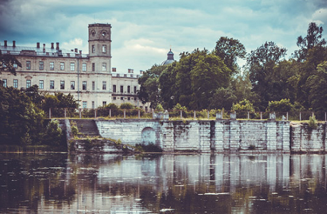 Gatchina is known for its palace and park. Source: Shutterstock