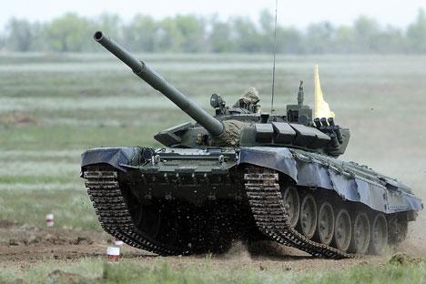 T-72. Source: TASS