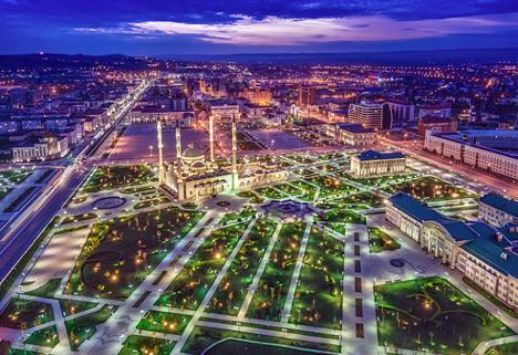Grozny. Source: timag82.livejournal.com