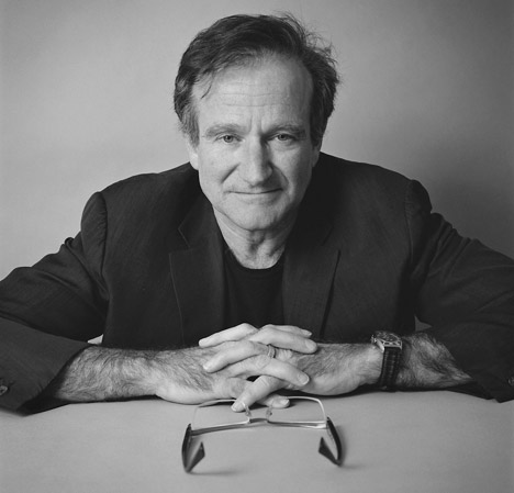 Robin Williams. Source: Kinopoisk