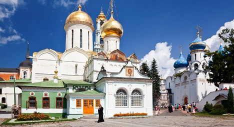 Trinity Lavra of St Sergius Monastery. Source: Lori Images / Legion Media
