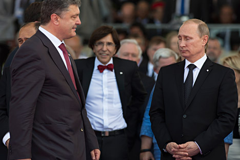 Will Moscow and Ukraine make progress in Minsk? Source: Reuters