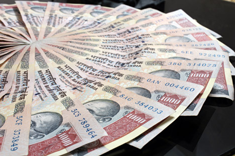 The absence of direct quotations in the rouble/rupee pair is the main problem, which does not allow for a quick move to directly using national currencies in the making of settlements between Russia and India. Source: Alamy / Legion Media