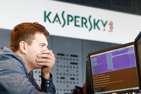 The Kaspersky Anti-Virus product protects more than 300 million users in 200 countries. Source: Reuters