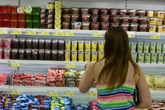 Russia bans European and U.S. food imports for 1 year