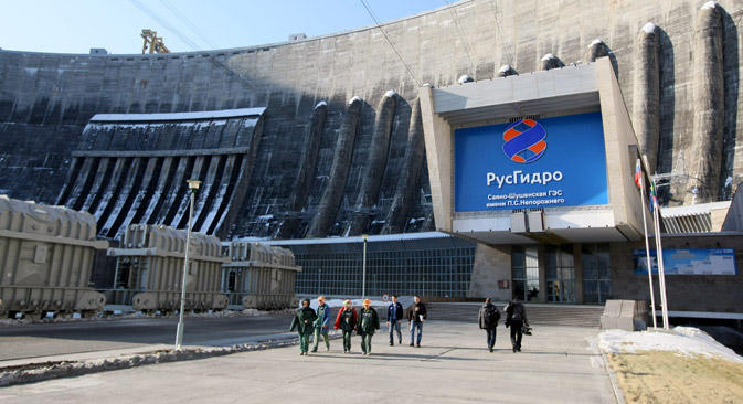 The Russian company RusHydro won a tender for the design of the second stage of the largest hydro power plant in India and plans to participate in the tender for its construction. Source: Alexander Kryazhev / RIA Novosti