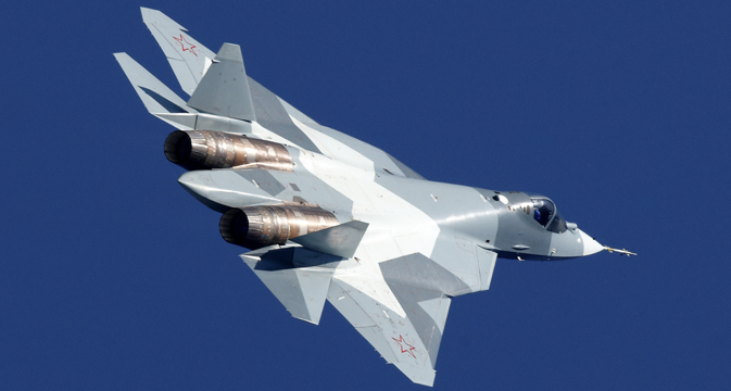 The Sukhoi/HAL Fifth Generation Fighter Aircraft (FGFA) or Perspective Multi-role Fighter (PMF) is a fifth-generation fighter being developed by India and Russia. Source: Sukhoi
