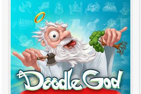 Doodle God, screenshot. Source: Appstore