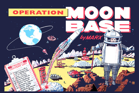 Roscosmos is quite serious about moon exploration. Source: Alamy / Legion Media