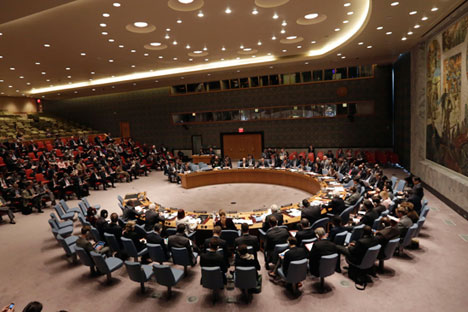 Sixty-ninth session of UN General Assembly opens in New York on Sept. 16. Source: AP