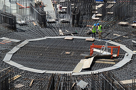 Construction on the ITER project is scheduled for completion in 2018. Source: AFP/Eastnews