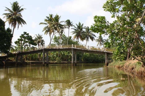 Kerala's backwaters may see a rush of Russian tourists this year. Source: Ajay Kamalakaran