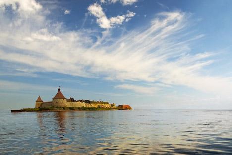 The Oreshek fortress outside St. Petersburg. Source: Lori / Legion Media