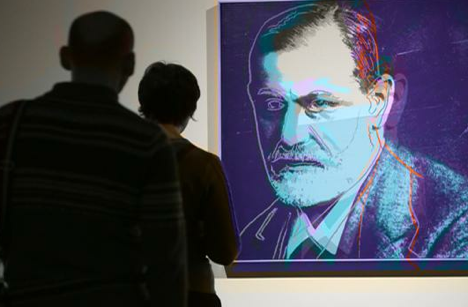 "Visitors can find the ""imperial road to the unconscious"" in Freud museum in Russia. Source: TASS"