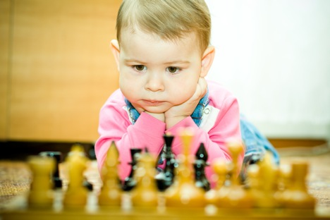 Chess is loved in Russia by both young and old. Source: Shutterstock