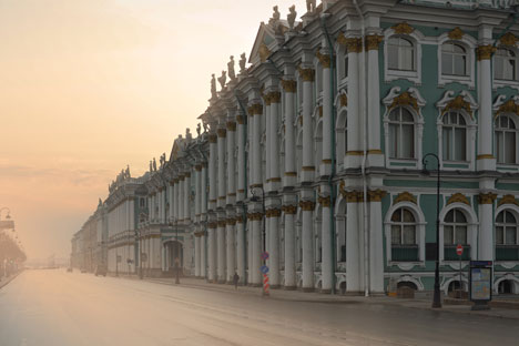 The Winter Palace, Hermitage's main building. Source: Getty Images / Fotobank