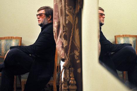 Boris Grebenshchikov, the leader of the band Akvarium. Source: RIA Novosti / Alexey Kudenko