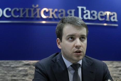 Nikolai Nikiforov. Source: Sergey Mikheev / Olesya Kurlyaeva / RG