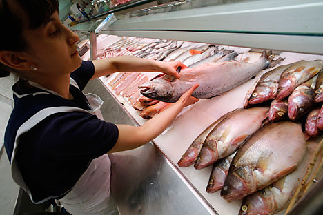 Fish undergoes primary processing in third country in bid to bypass ban. Source: Reuters