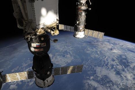 Anúncio foi feito pelo chefe do Roscosmos em celebração do primeiro Dia da Astronáutica chinês, no domingo (24).
