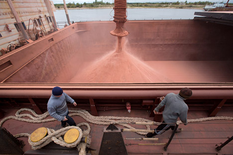 India is one of the world's largest importers of potash. Source: Getty Images