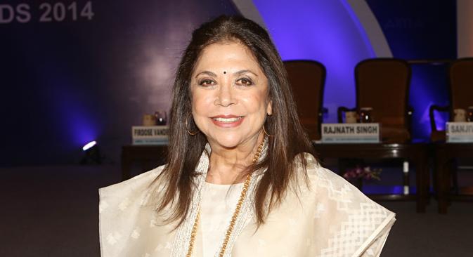 Ritu Kumar. Source: Getty Images / Fotobank