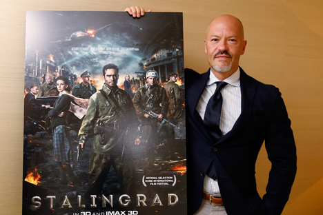 "Fyodor Bondarchuk presents ""Stalingrad,"" a classic