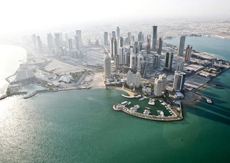 Many Russian tourists like to spend a few days in Doha. Source: http://www.qatartourism.gov.qa