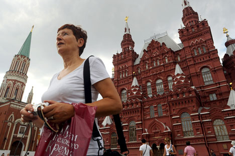 The new pass will help tourists to save their money in Russia's capital. Source: Sergei Karpov / TASS