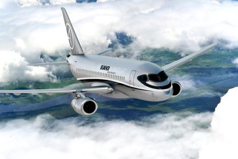 Sukhoi Business Jet. Source: Rusavia / wikipedia.org