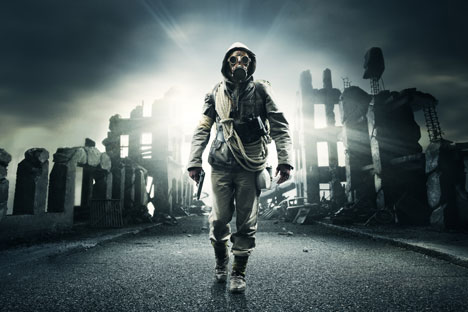 Post-apocalyptic fantasy by Russian dystopia writers. Source: Shutterstock