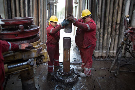 BP's willingness to pursue the new arrangement with Rosneft in 2015. Source: Getty Images / Fotobank