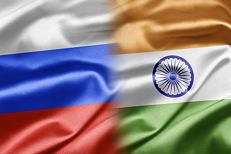 India and Russia have a strategic and privileged partnership. Source: Shutterstock