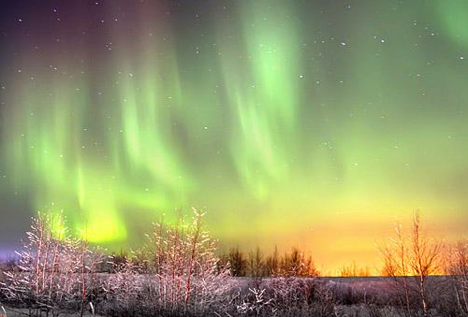 Spending a holiday season in the Russia's Far North is once of-a-lifetime experience. Source: Shutterstock/Legion-Media