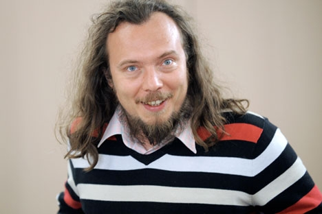 Ivan Zassoursky. Source: Grigoryi Sysoev/RIA Novosti