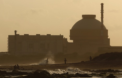 The second unit of India's Kudankulam nuclear power plant was launched in July.