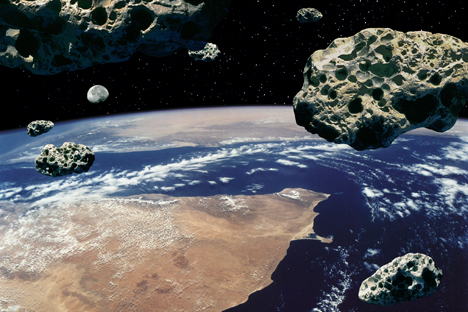 'Dangerous asteroids and comets can fall on any country. That is why each national system must be integrated into a world network.' Source: Alamy / Legion media