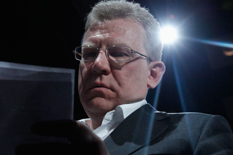 Alexei Kudrin: 'I get the feeling that at all levels of power, including at the very top, there is no objective assessment of the challenges that Russia is facing.' Source: Reuters