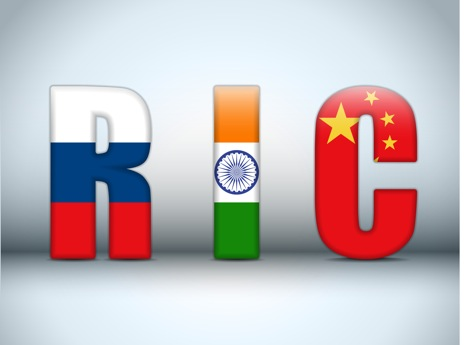 A trilateral Russia - India - China foreign ministers' meeting to be held on February 2. Source: Shutterstock/Legion Media