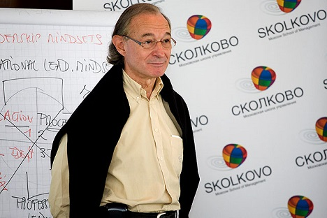 Pierre Casse. Source: Skolkovo
