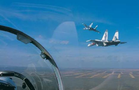 Su-30MKIs. Source: Sukhoi